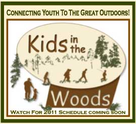 Kids In The Woods US Forest Service Kids Convservation Program 2010
