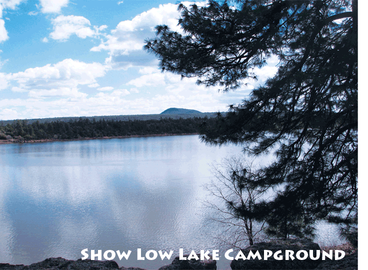 Show Low Lake Campground pic